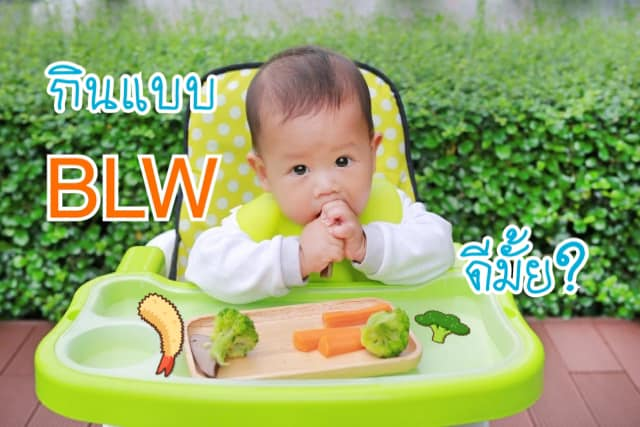 Baby Led Weaning (BLW) คืออะไร